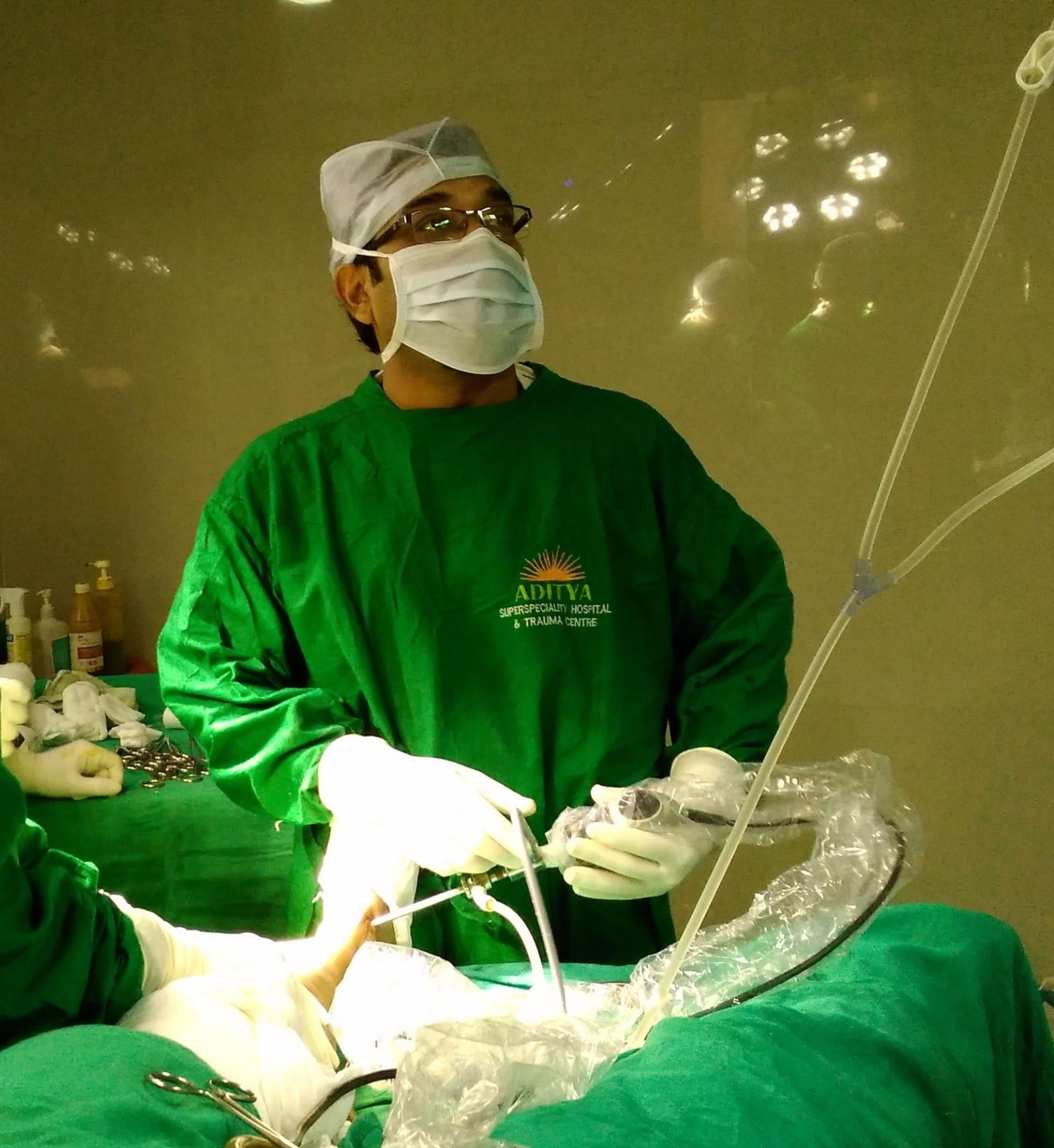 Top 100 Orthopedic Doctors in Jabalpur - Best Bone Doctors