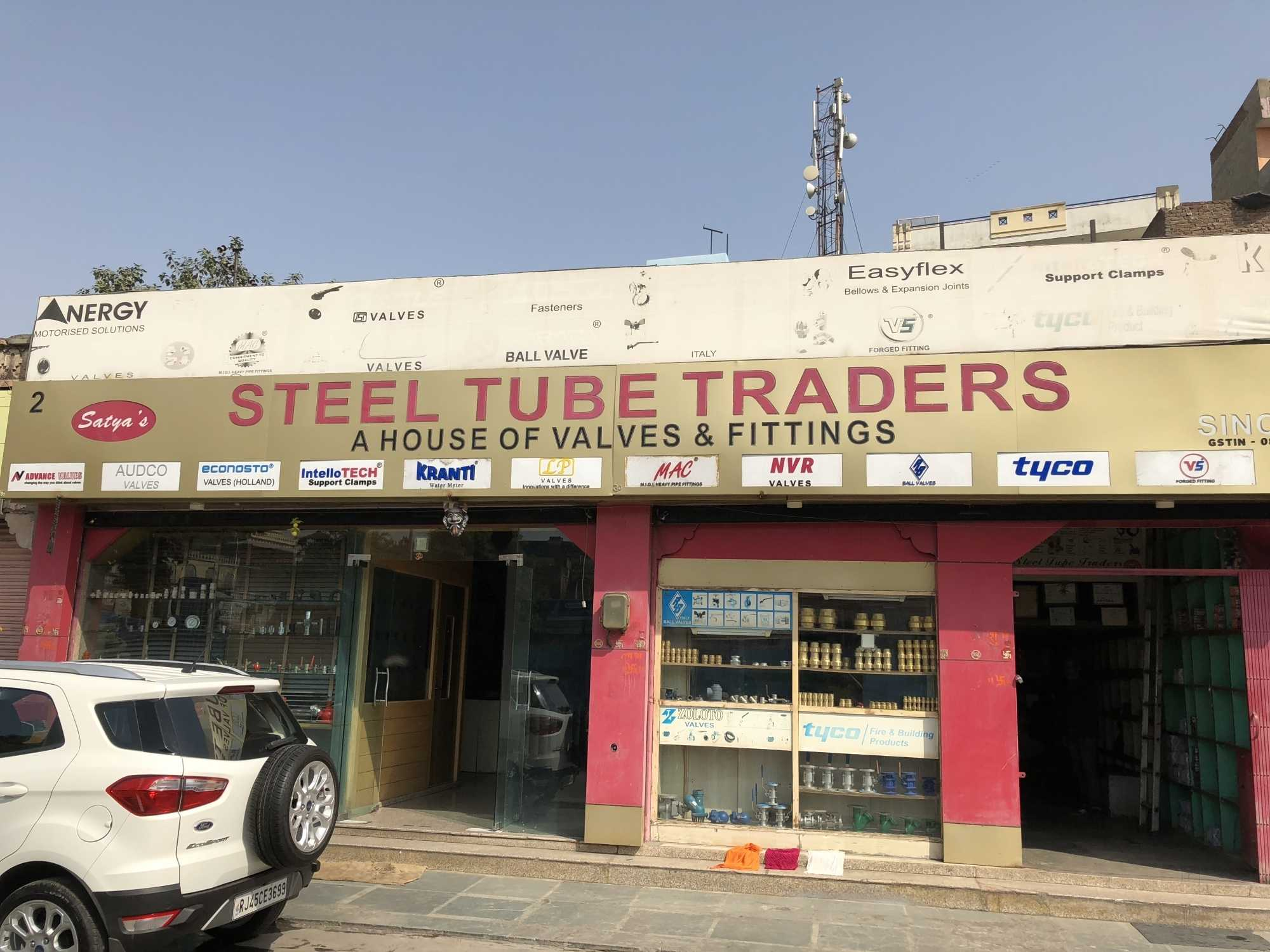 Top Rubber Expansion Joint Dealers in Tripolia Bazar, Jaipur - Justdial
