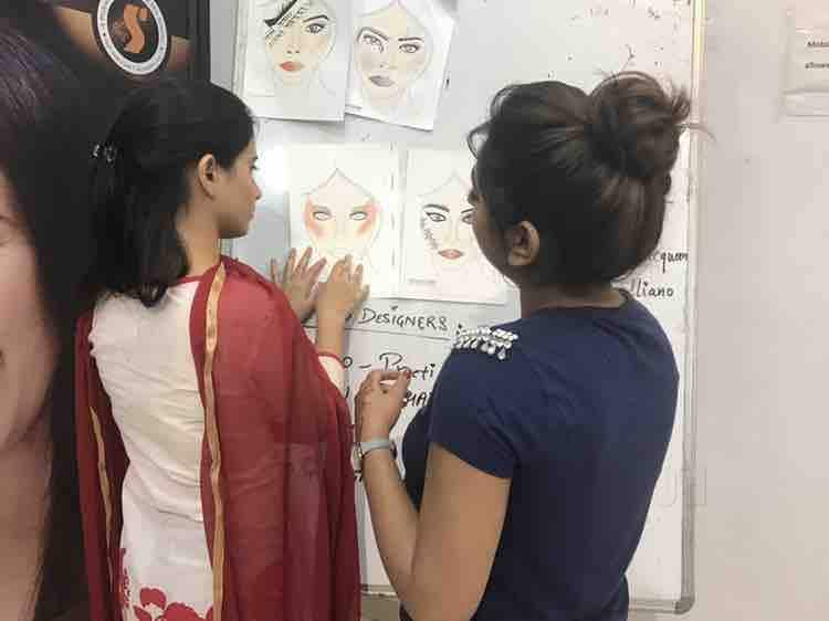 Top 100 Hair Cutting Classes In Jaipur Best Beautician Courses