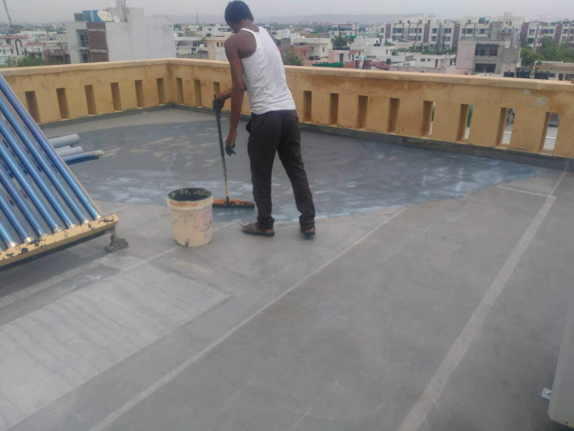 Waterproofing Contractors In Jaipur