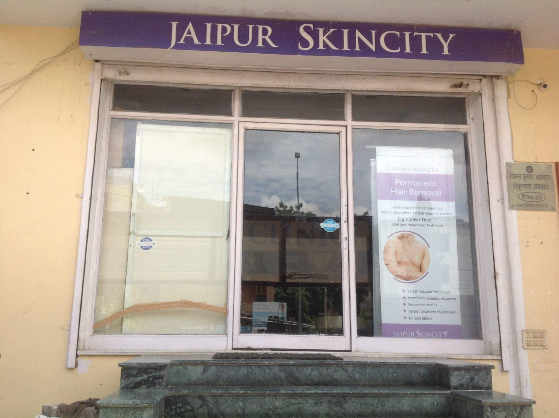 Best Laser Hair Removal Treatment in Jaipur - Book