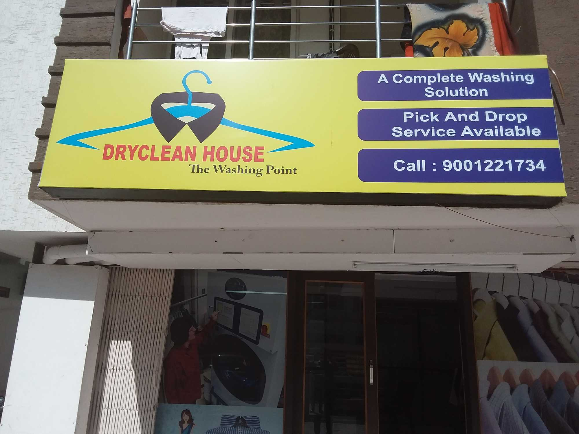 Dry cleaners of Zaporozhye and region: a selection of sites