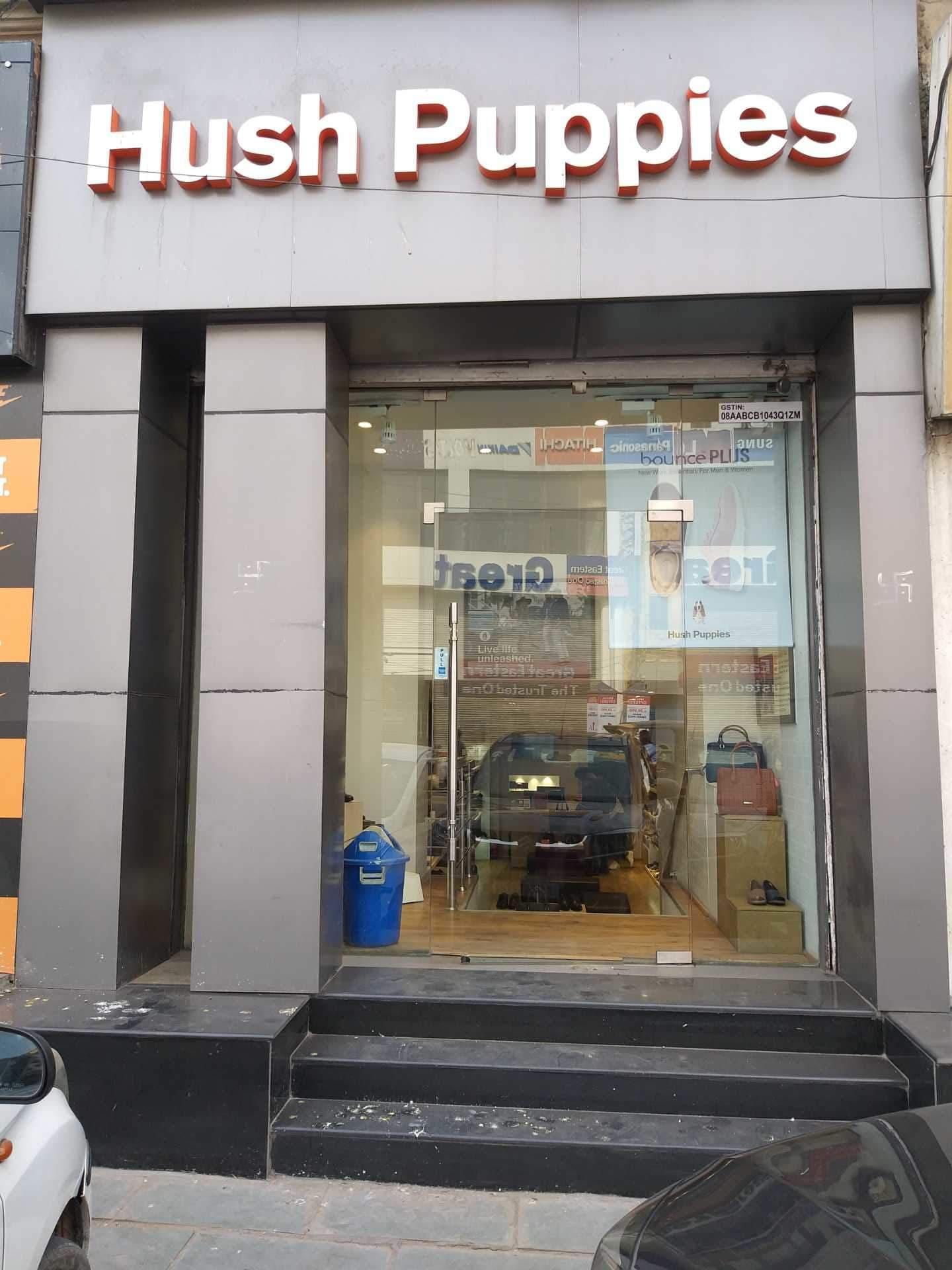 nearest hush puppies shoe store