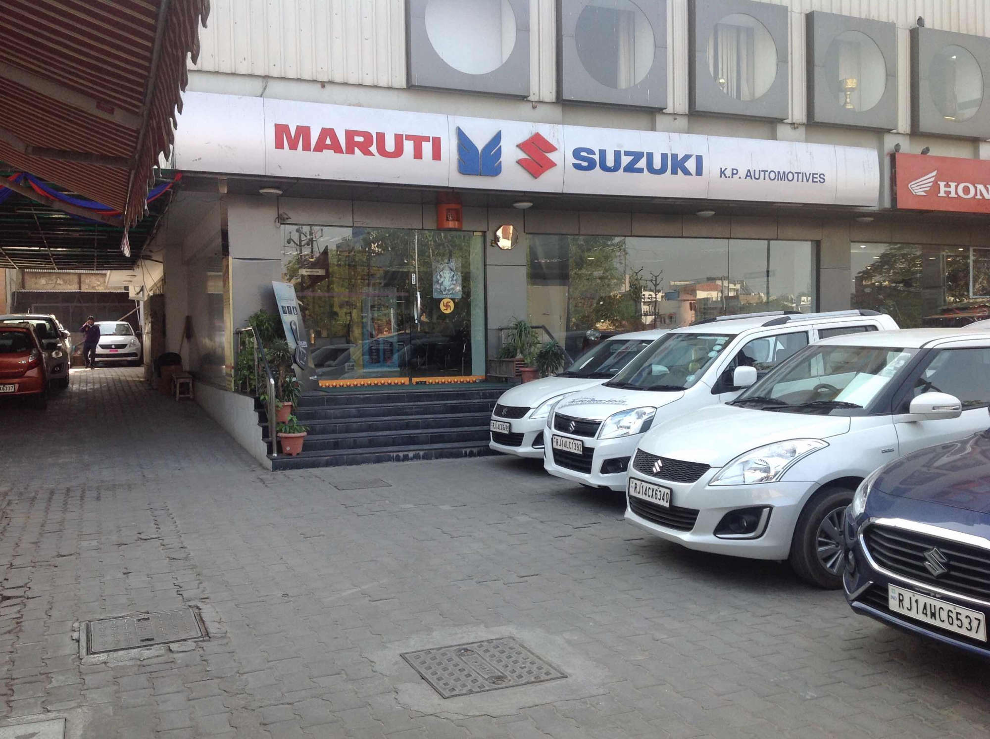 Maruti Suzuki Car Part Dealers in Jaipur
