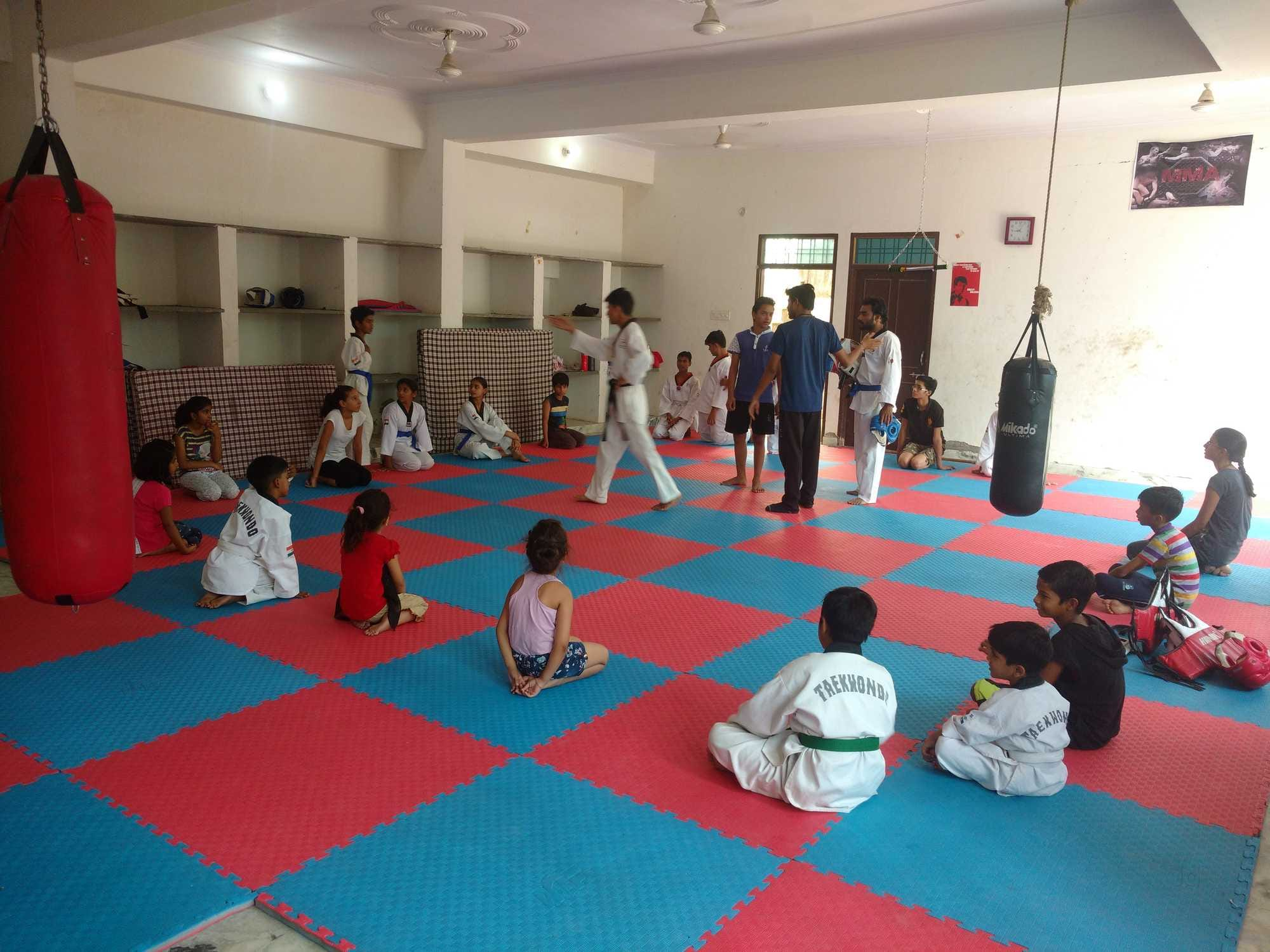 Top 30 Martial Arts Training Centres in Jaipur - Best Mix Martial