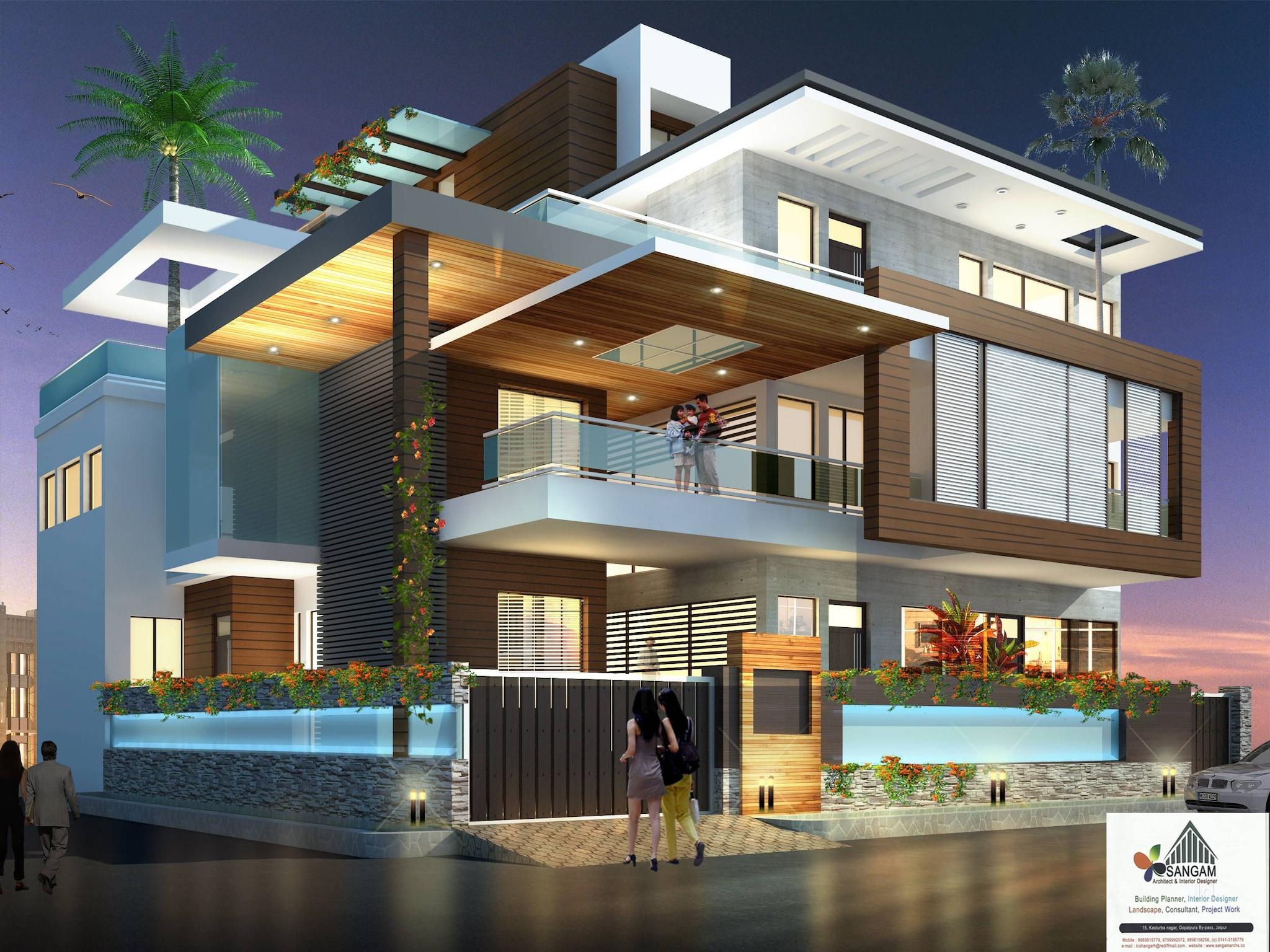 Sangam Architect Interior Designer Nirman Nagar Architects In Jaipur Justdial
