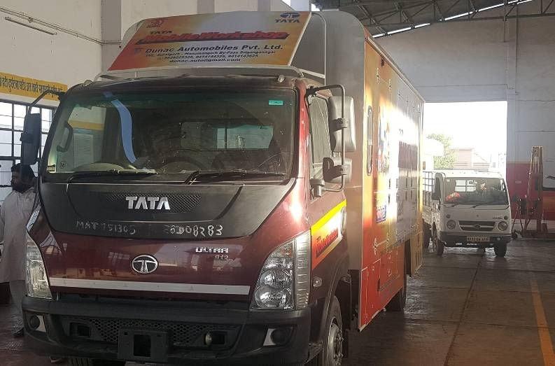 Tata Truck Dealers in Jaipur