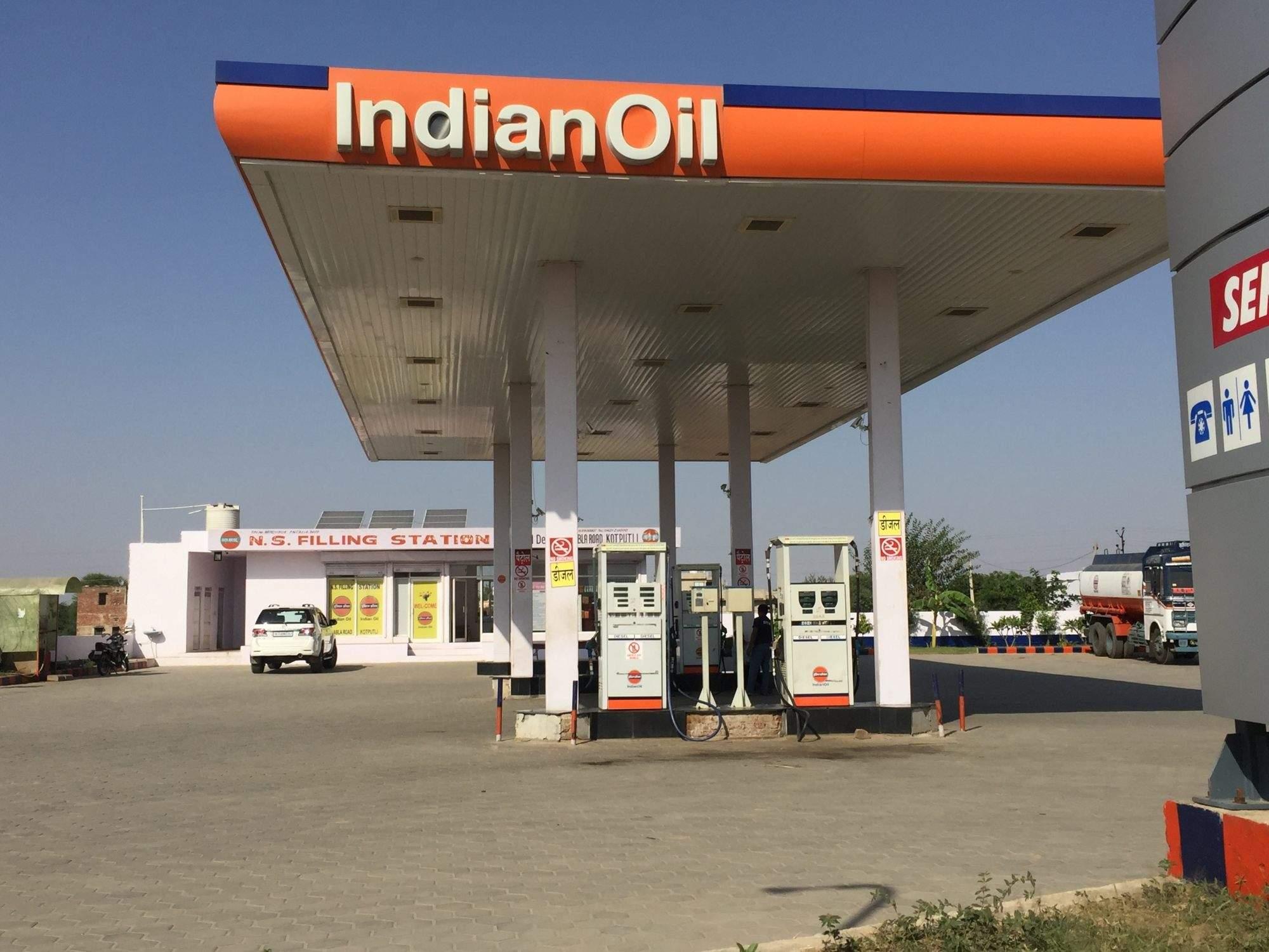 Top 100 Indian Oil Petrol Pumps in Kotputli - Best Indian