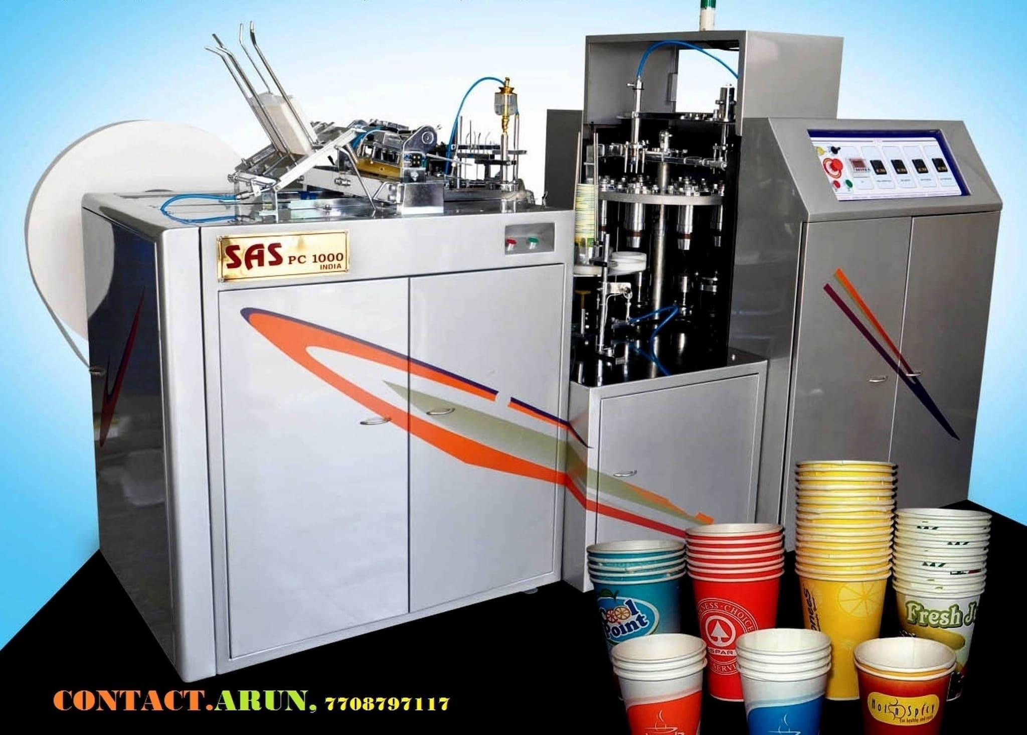 Top Paper Bag Making Machine Manufacturers In Jaipur Best Paper
