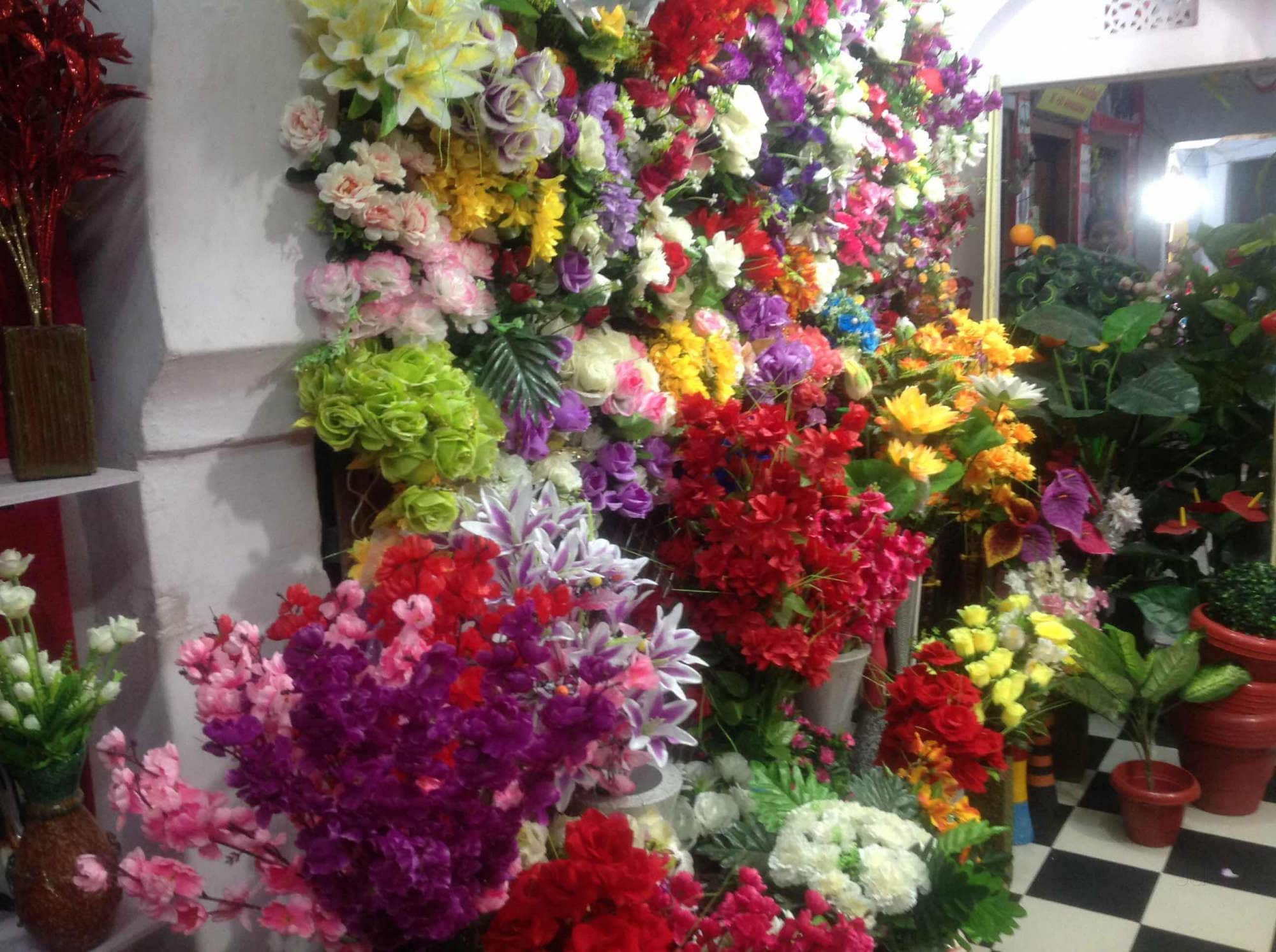 Top 30 Artificial Flower Wholesalers In Jaipur Best Decorative