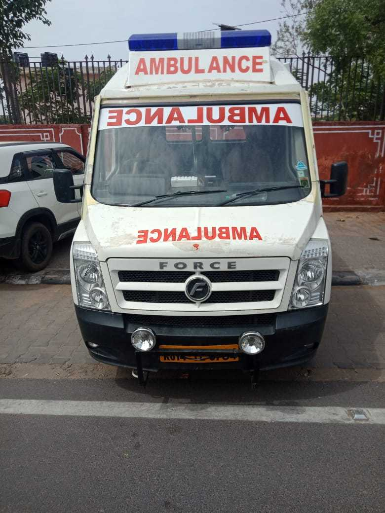 Top Ambulance Services in Jaipur - Best AC Ambulance Services - Justdial