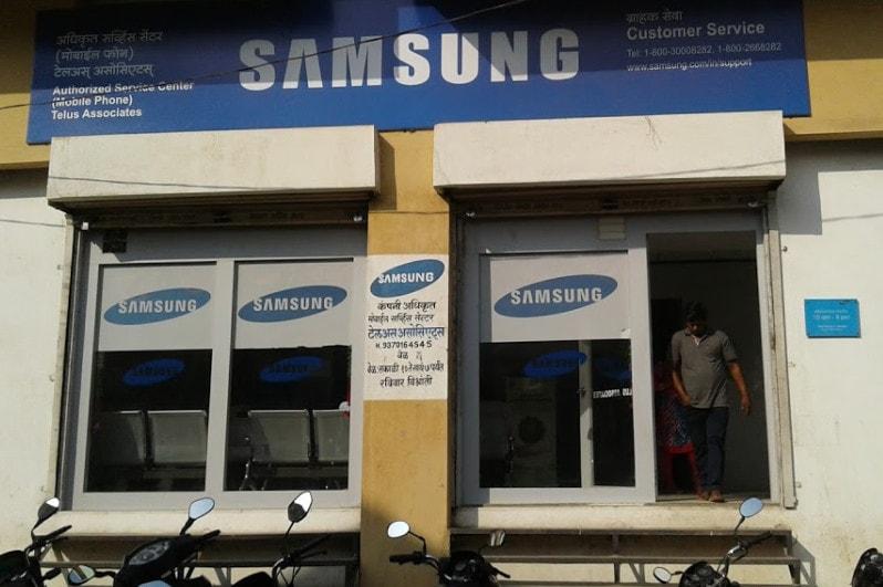Samsung Service Centre Bali Telkomsel Informa