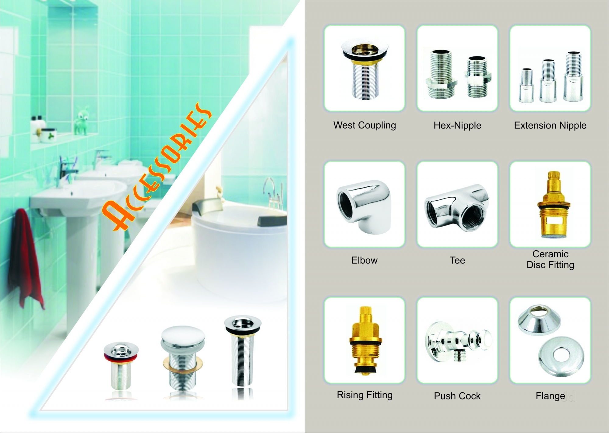 Decor Brass India Pvt Ltd, Dared - Bathroom Accessory