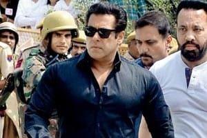 Salman Khan To Launch Bodyguard Sheras Son Tiger In Bollywood