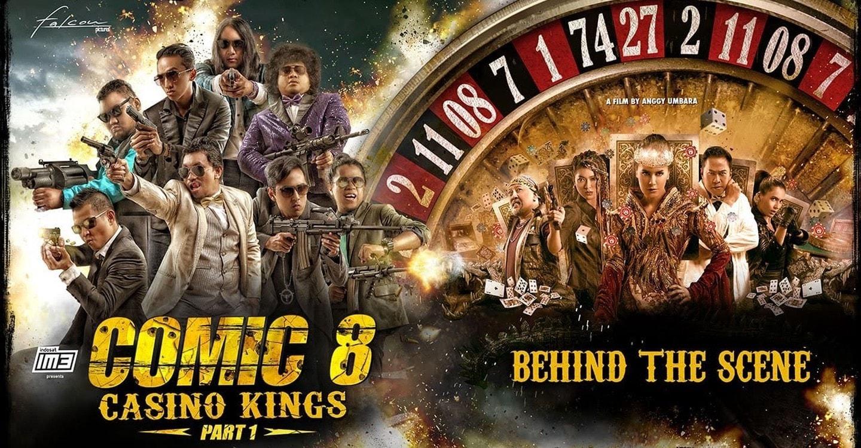 Streaming Comic 8 Casino Kings Dengan