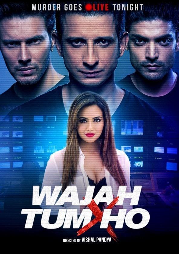 Wajah Tum Ho (2016) Hindi 720p HEVC HDRip x265 AAC ESubs Full Bollywood Movie [700MB]
