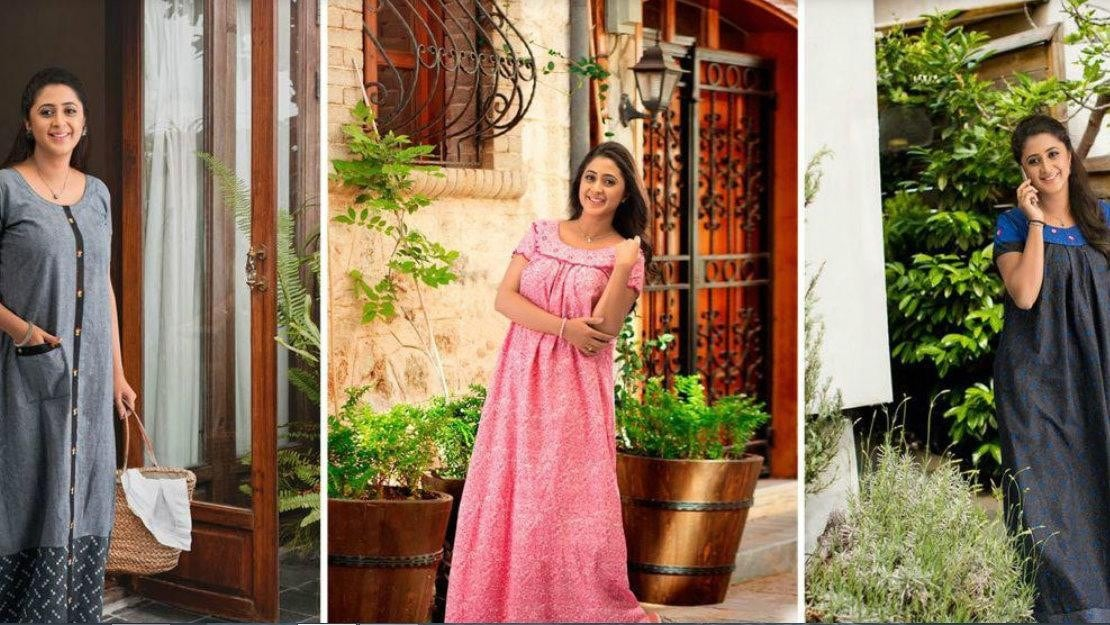 a8e73ea512 The humble Indian nightie is becoming a global fashion trend