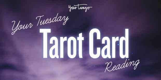 Daily Horoscope & Astrology Tarot Card Reading For August 21