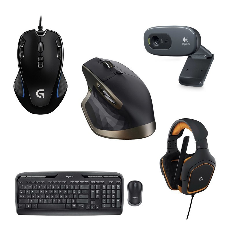 d85d037cf03 Deal alert: Logitech PC accessories are up to 69 percent off on Amazon,  today only
