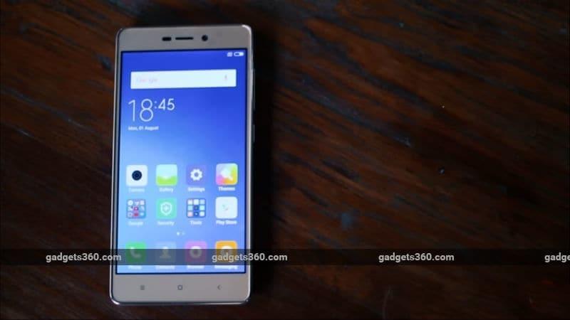 Xiaomi Redmi 3s, 3s Prime and Redmi 4 receiving MIUI10 update