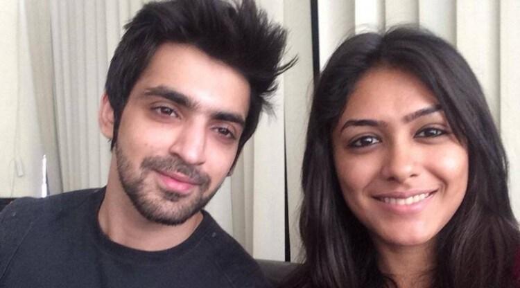Mrunal thakur and arjit taneja dating divas
