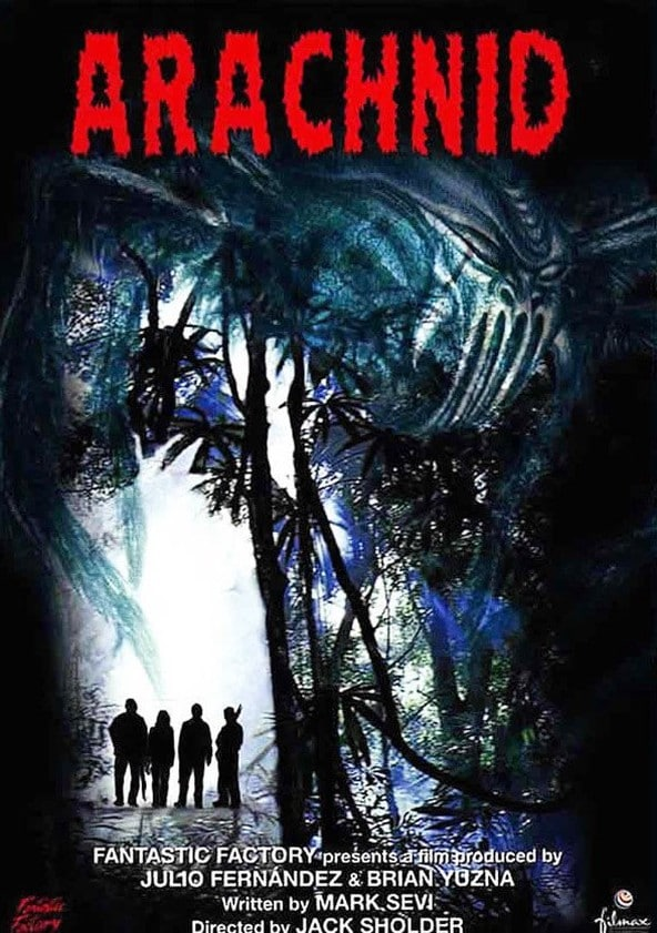 Watch Arachnid Full Movie Online In Hd Find Where To Watch It Online On Justdial