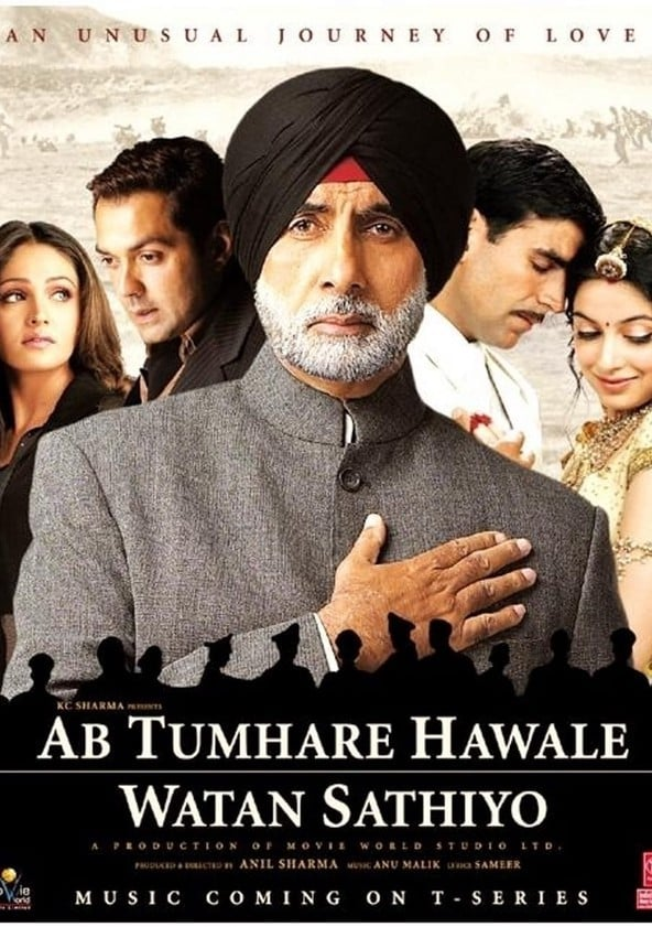 Watch Ab Tumhare Hawale Watan Saathiyo Full Movie Online In Hd