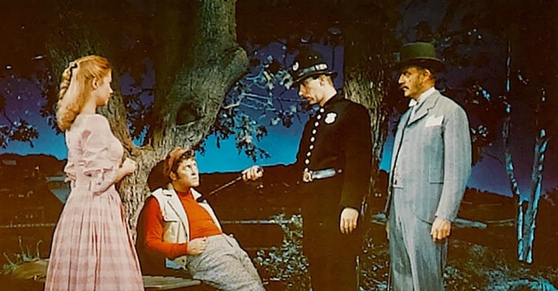 Carousel 1956 – Drama, Fantasy, Musical