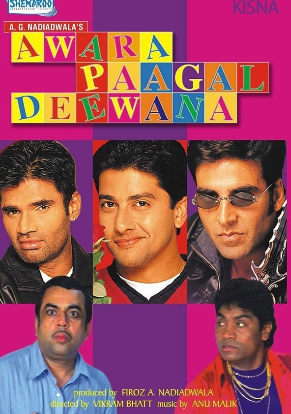 awara paagal deewana full movie watch online free