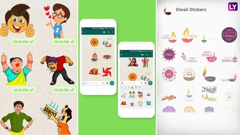 Whatsapp stickers download for Jio phone, iPhone, Android