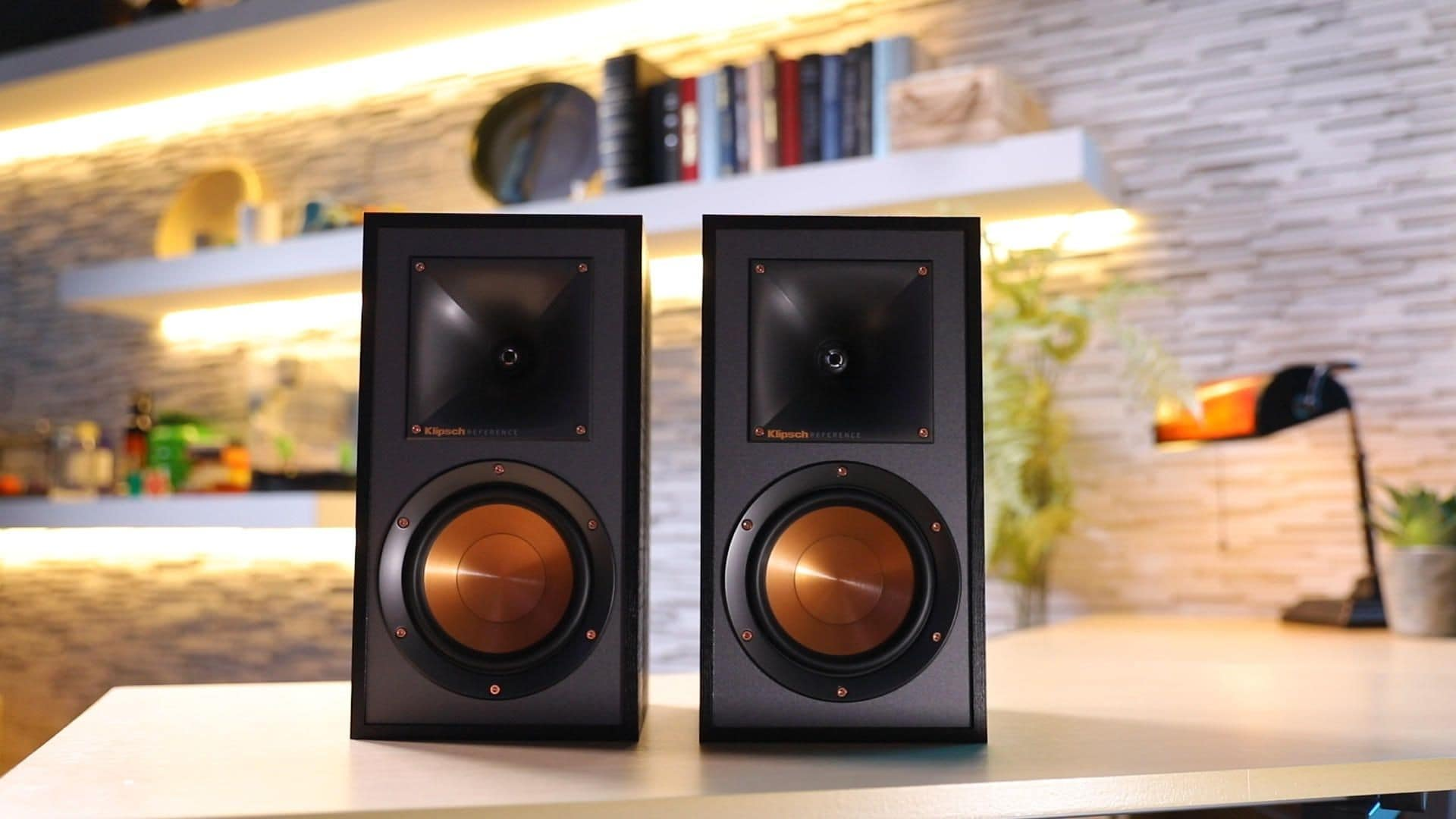 e5d30f39cbbd8 Klipsch s striking R-51M monitors sound great on a budget video - CNET