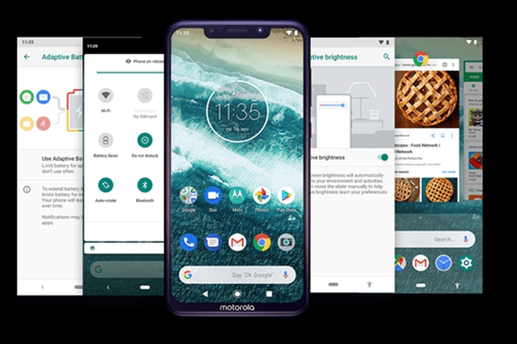 Motorola One Power Finally Gets Android Pie Update