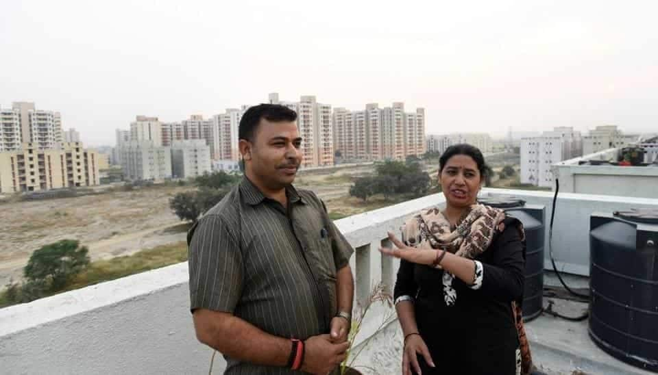 Over 500 'small sized' DDA flats in Narela and Siraspur