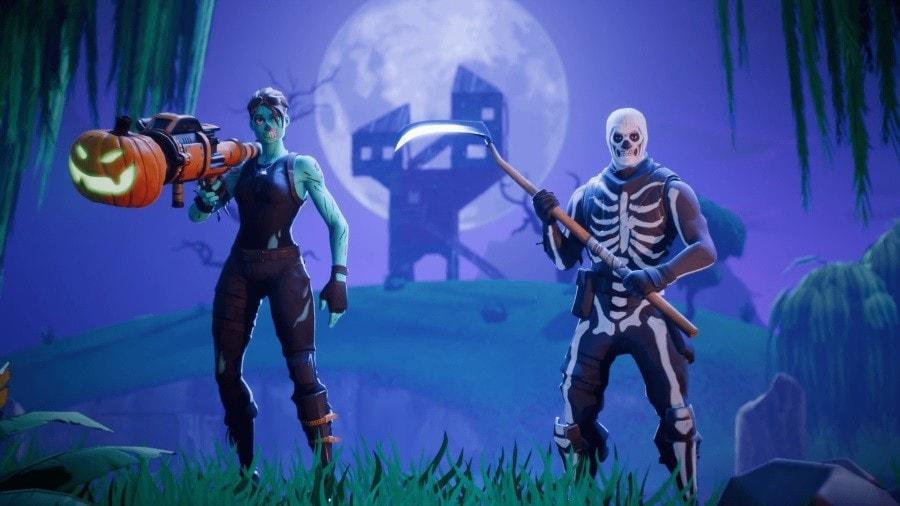 Fortnite's Skull Trooper mania shows how Epic makes big money
