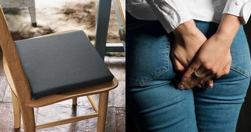 Cool For Rs 2 700 This Cushion Claims To Absorb All Your Farts Machost Co Dining Chair Design Ideas Machostcouk