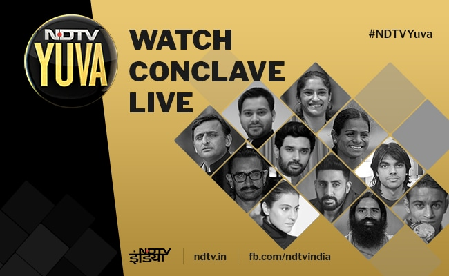 NDTV Yuva LIVE Updates: NDTV's Youth Conclave To Begin Shortly