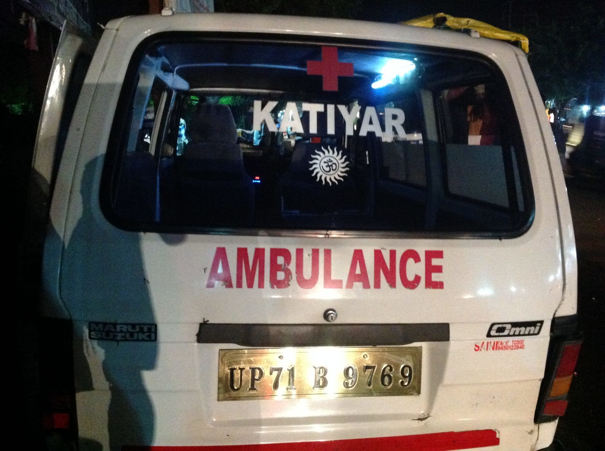 Top Mortuary Vans On Hire in Kanpur - Best Mortuary Vans On