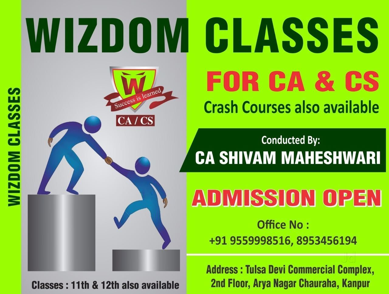 Top 20 Coaching Classes For Class 12th in Kanpur - Best Tuition