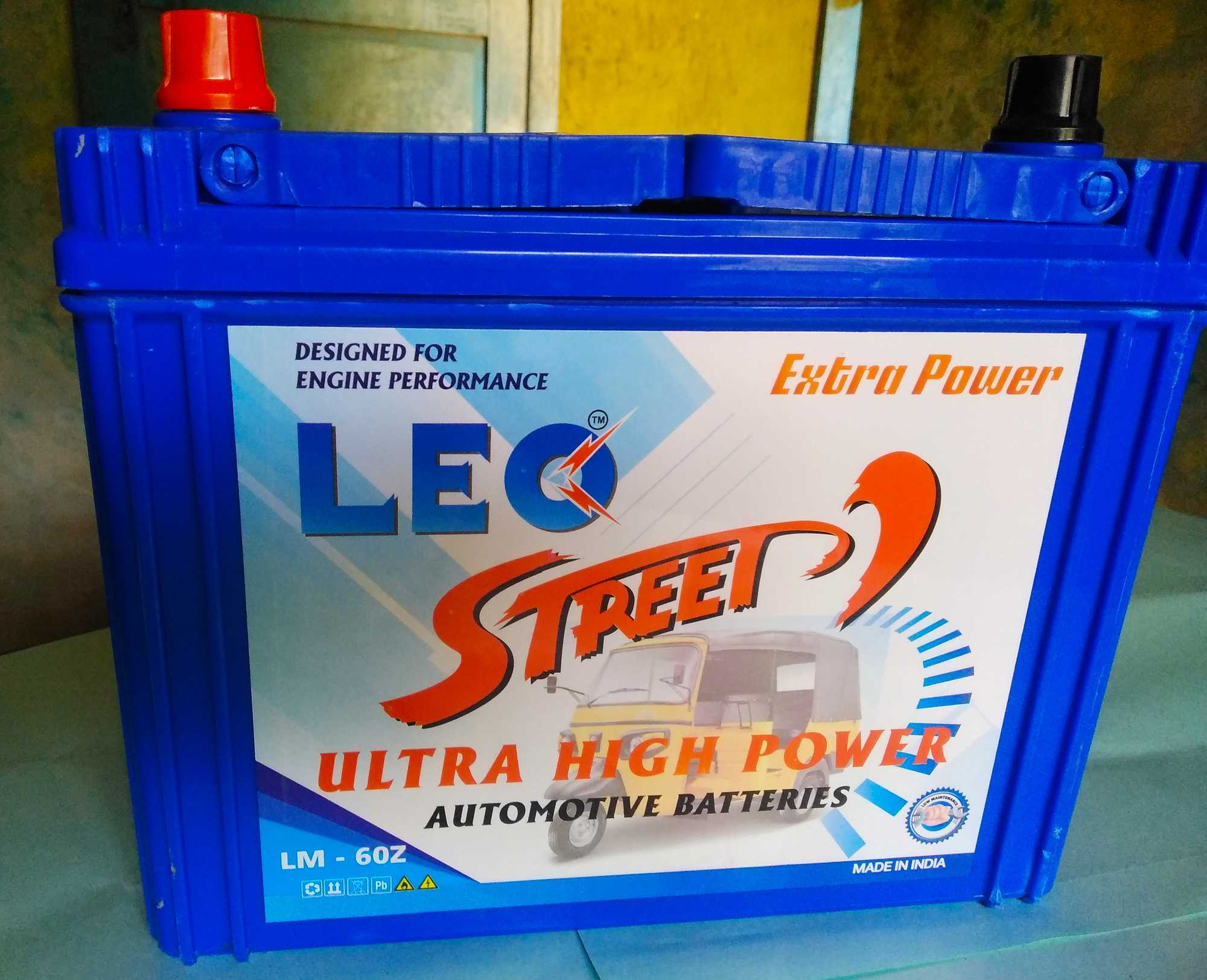 Automobile Battery Manufacturers In Kasara