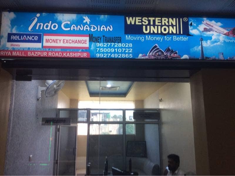 Indo Canadian Money Transfer Tour