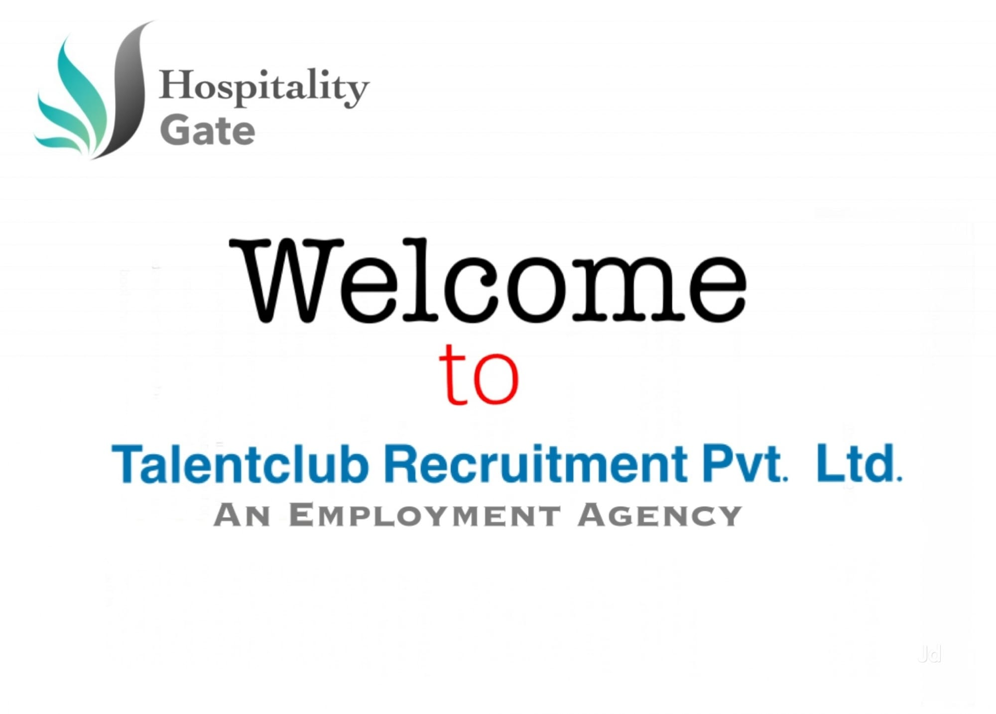 Top Placement Services For Hospitality Industry (candidate) in