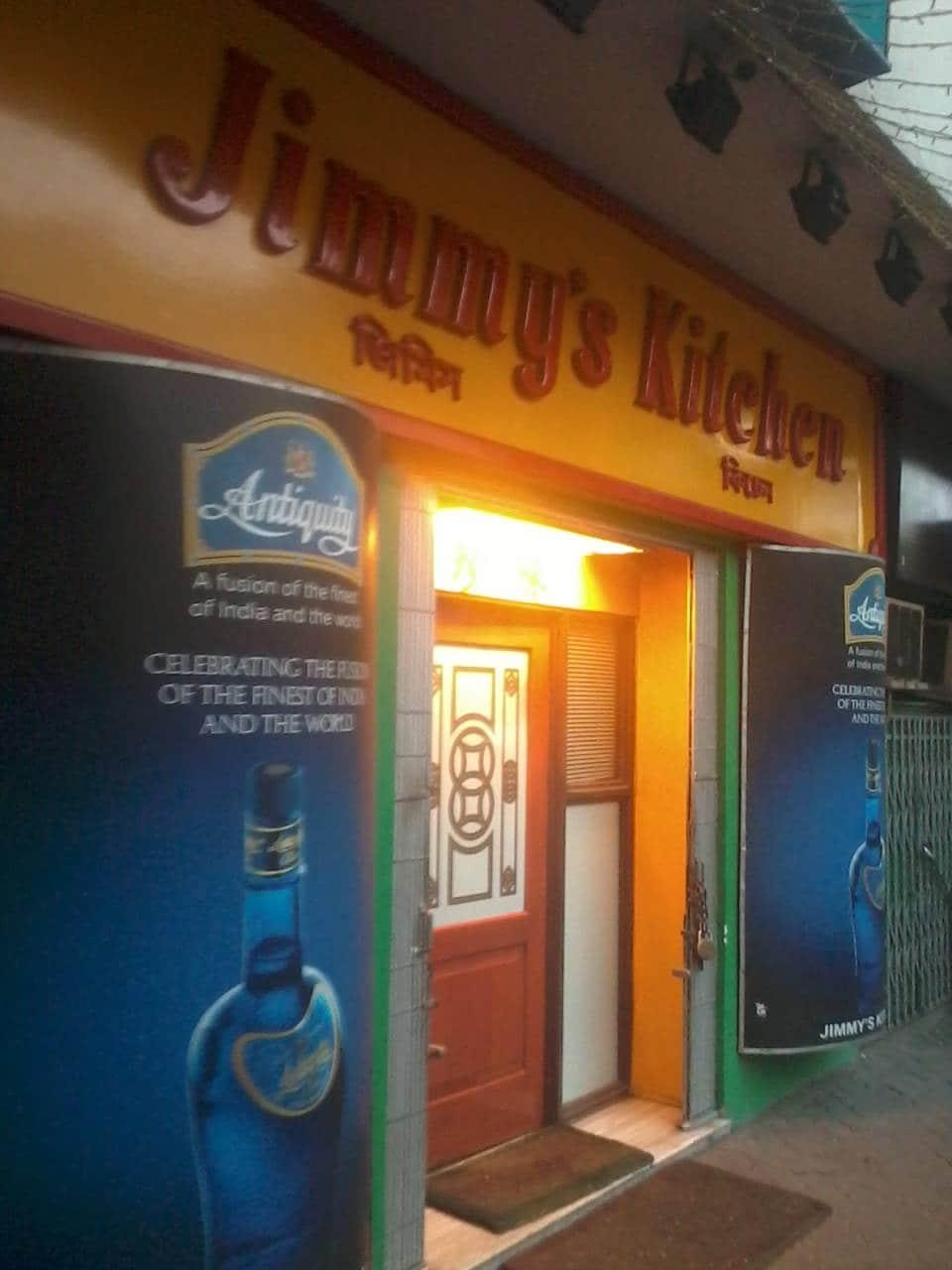 Jimmys Kitchen in Park Street