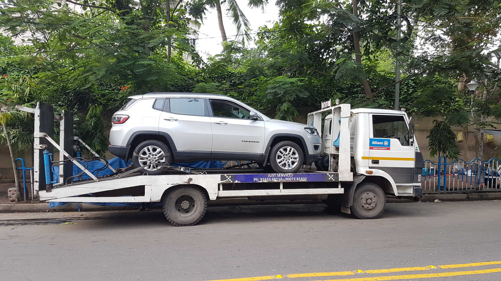 Top 30 Car Towing Services in Kolkata - Roadside Assistance for Car -  Justdial
