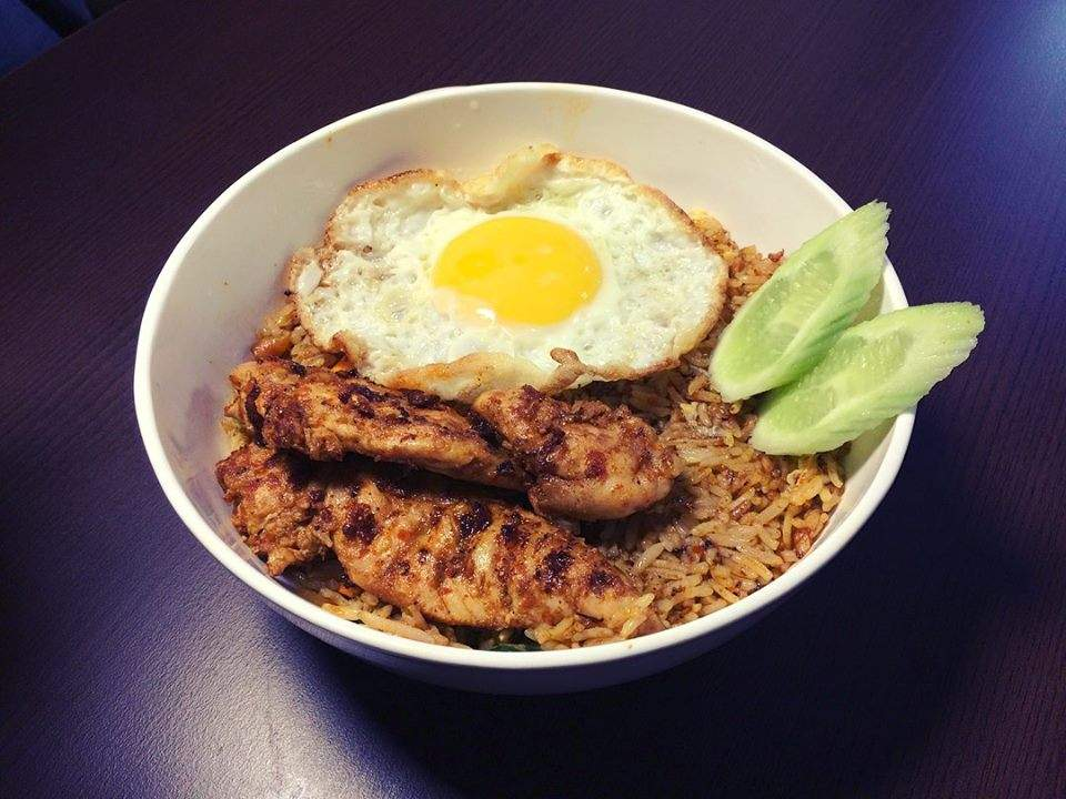 Indonesian Delivery Restaurants Salt Lake City Bidhan Nagar Kolkata