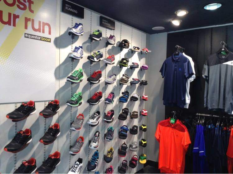 Adidas Exclusive Store, New Market