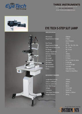 Top Ophthalmic Equipment Manufacturers in Kolkata - Best Eye