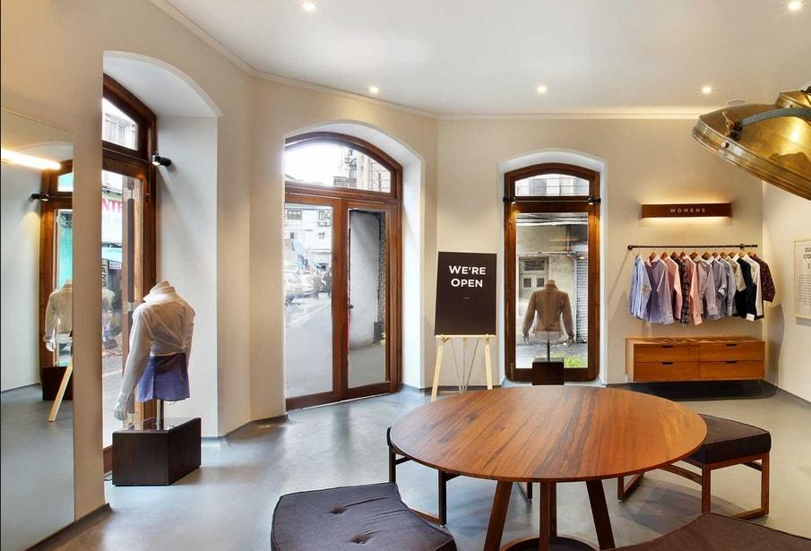 Bombay Shirt Company Park Street Fashion Designer Stores In Kolkata Justdial