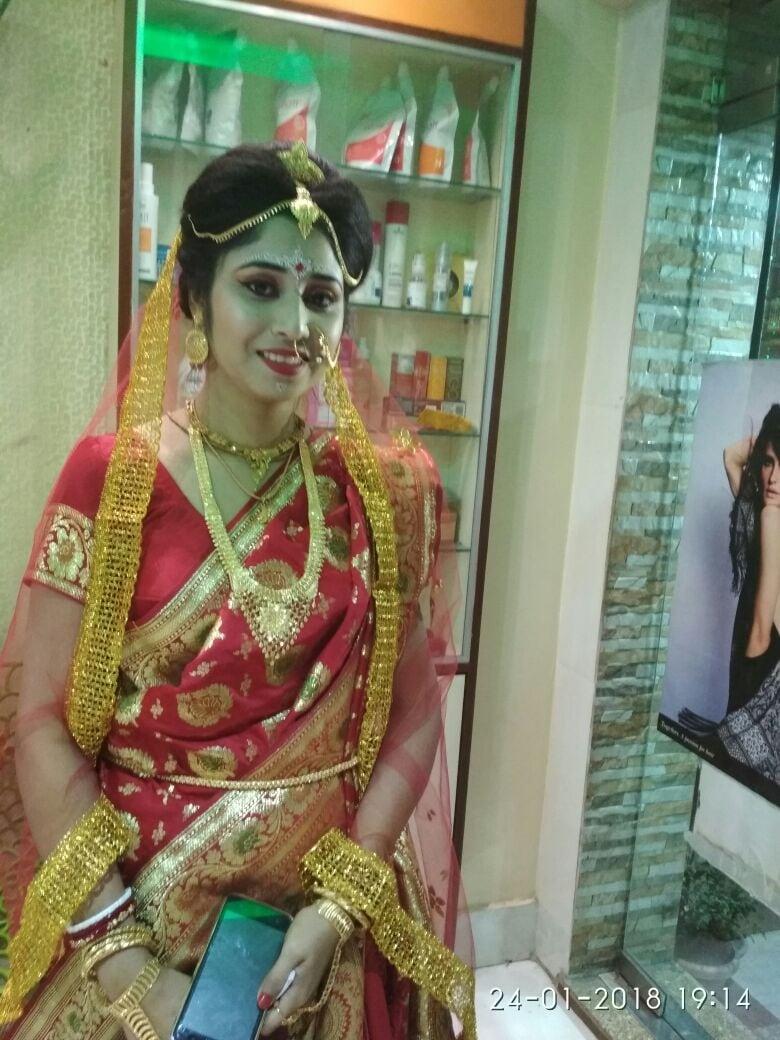 Bridal Makeup Artists Bowbazar, Kolkata