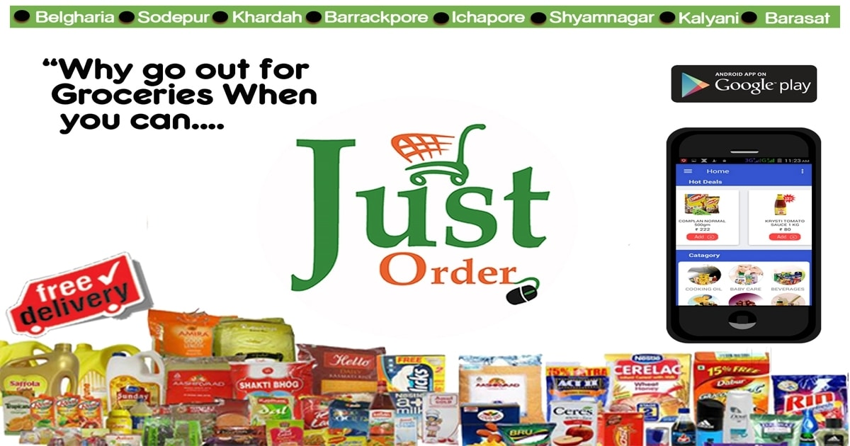 Top 50 Online Shopping Websites For Grocery in Kolkata
