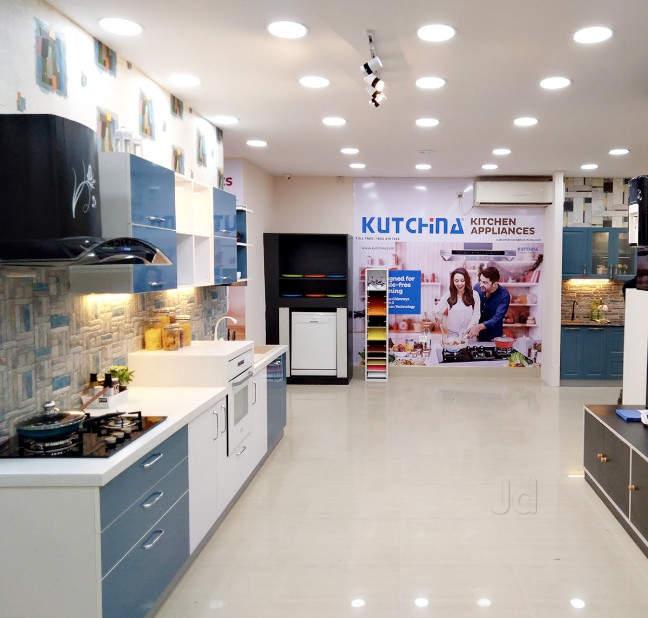 Kutchina Modular Kitchen Sodepore Sodepur Electric Chimney Dealers In Kolkata Justdial